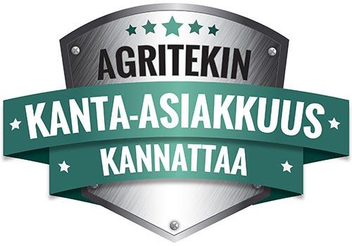 Agritek kanta-asiakas logo